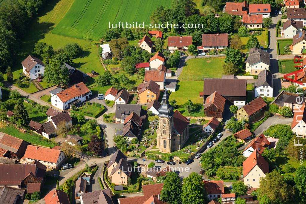 berndorf-thurnau-2014-758 | Luftbild von Berndorf Thurnau - Luftaufnahme wurde 2014 von https://frankenair.de mittels Flugzeug (keine Drohne) erstellt - die Geschenkidee