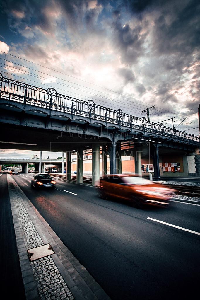 Berliner Brücke Leipzig