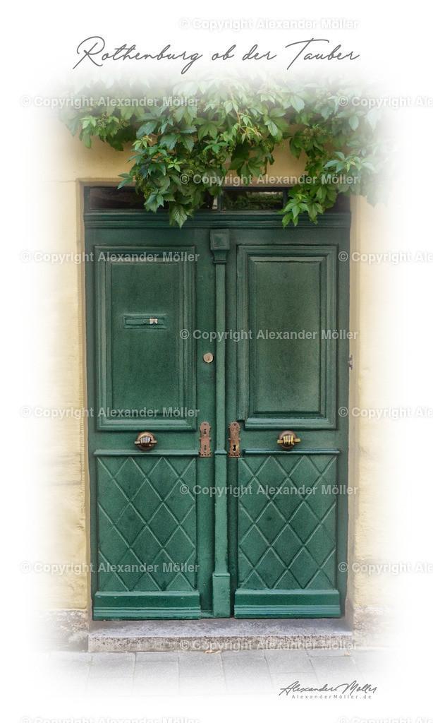 Rothenburger Türen