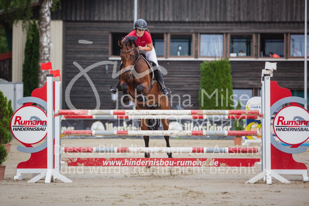 200821_Delbrück_Youngster-M-611 | Delbrück Masters 2020 Springprüfung Kl. M* Youngster Springen 6-8jährige Pferde