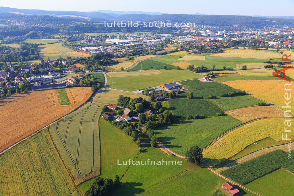 melkendorf-kulmbach-2015-4841 | Luftbild von Melkendorf Kulmbach - Luftaufnahme wurde 2015 von https://frankenair.de mittels Flugzeug (keine Drohne) erstellt - die Geschenkidee