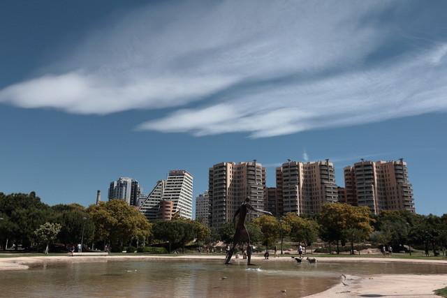 Der Riese | Skatepark Gulliver in  Valencia