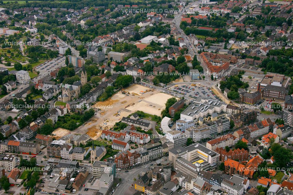 RE11070401 | Pauluskirche, Pauliusanger,  Recklinghausen, Ruhrgebiet, Nordrhein-Westfalen, Germany, Europa