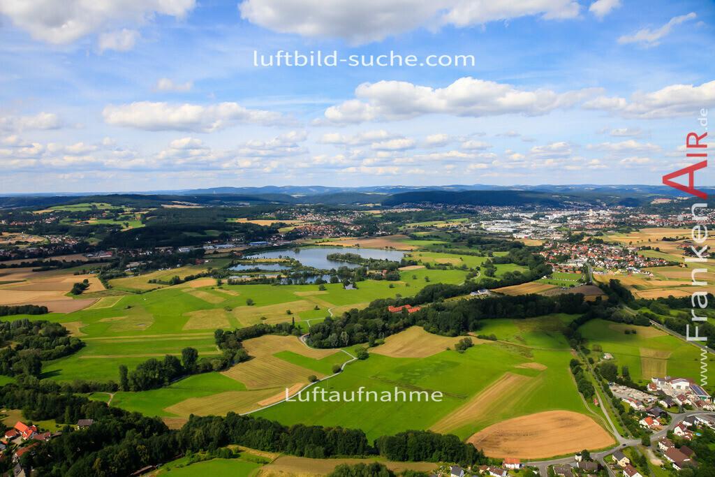 luftbild-kulmbach-2009-1426   Luftbild von  Kulmbach - Luftaufnahme wurde 2009 von https://frankenair.de mittels Flugzeug (keine Drohne) erstellt - die Geschenkidee