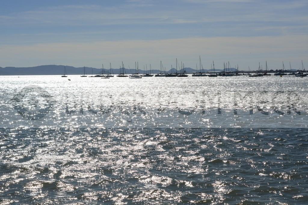 Fotoausstellung Bilder vom Meer | Die Strahlen der Sonne auf dem Meer geniessen
