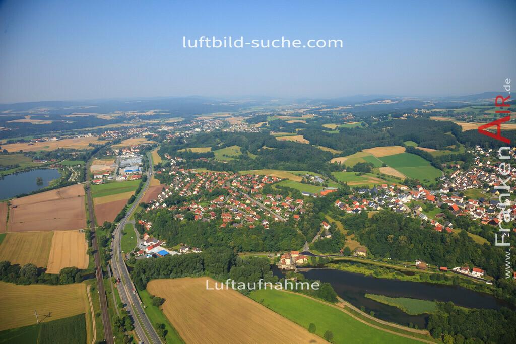 burghaig-kulmbach-2012-519 | Luftbild von Burghaig Kulmbach - Luftaufnahme wurde 2012 von https://frankenair.de mittels Flugzeug (keine Drohne) erstellt - die Geschenkidee