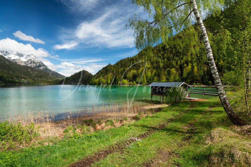 Hintersteinersee | Hintersteinersee im Frühling