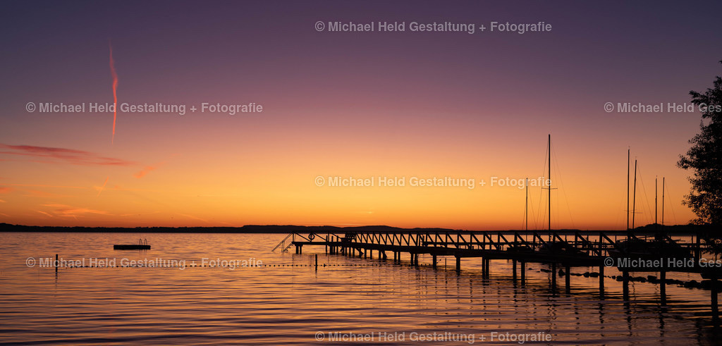 Sonnenaufgang in Grabensee | Traumhafter Sonnenaufgang in Grabensee