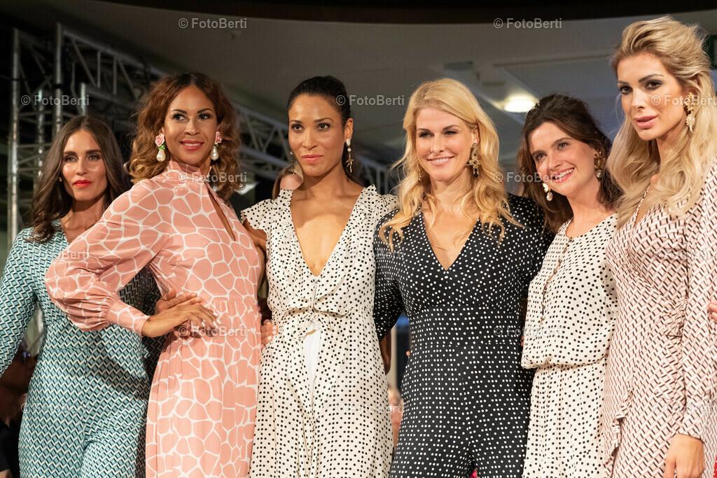 Pre-Opening der Fashion Week - Fashion Hall im Quartier 206 | Natascha Gruen präsentiert: NATASCHA GRUEN Ready to WEAR Kollektion