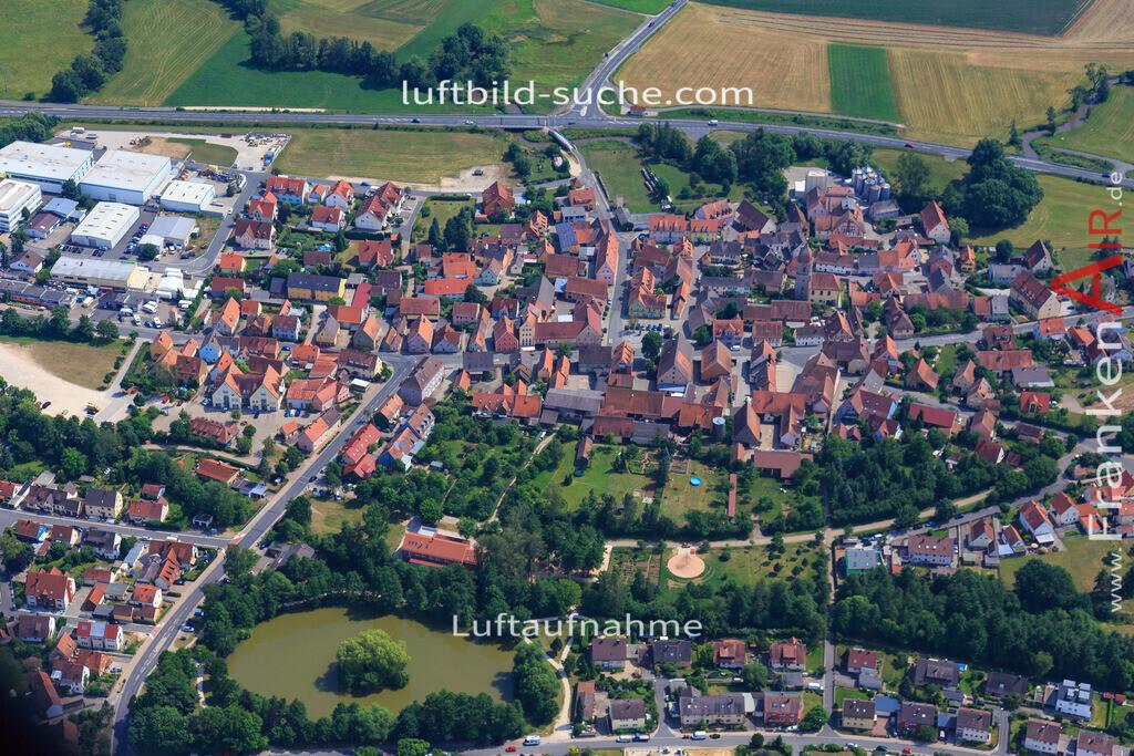 luftbild-wilhermsdorf-17-1165 | Luftbild von  Wilhermsdorf - Luftaufnahme wurde 2017 von https://frankenair.de mittels Flugzeug (keine Drohne) erstellt - die Geschenkidee