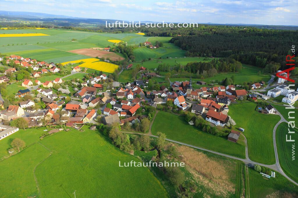 hutschdorf-hutschdorf-2015-3448 | Luftbild von  Hutschdorf - Luftaufnahme wurde 2015 von https://frankenair.de mittels Flugzeug (keine Drohne) erstellt - die Geschenkidee