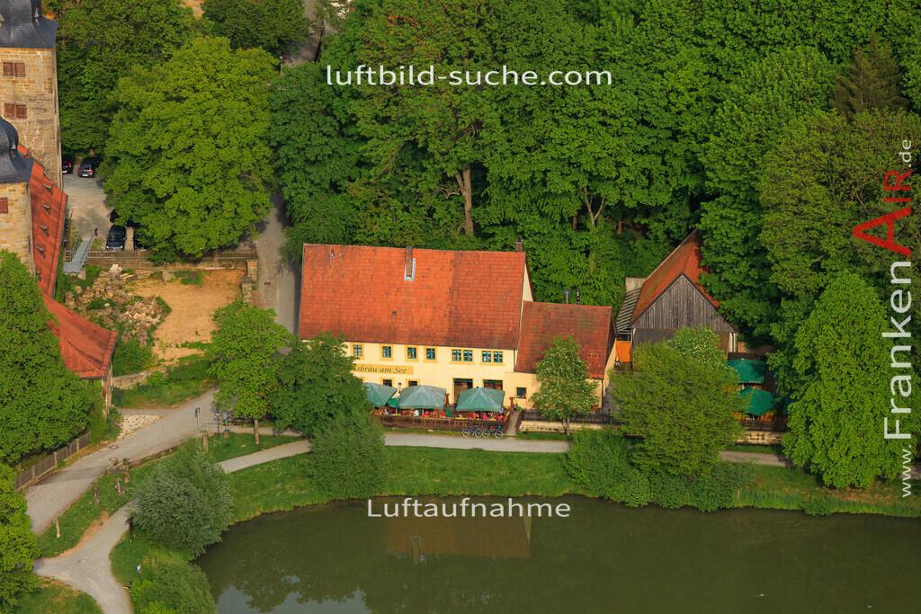 luftbild-thurnau-2016-6536 | Luftbild von  Thurnau - Luftaufnahme wurde 2016 von https://frankenair.de mittels Flugzeug (keine Drohne) erstellt - die Geschenkidee