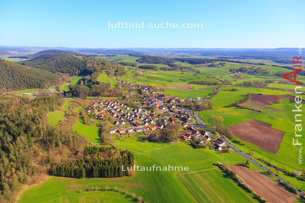 forstlahm-kulmbach-2016-2048 | Luftbild von Forstlahm Kulmbach - Luftaufnahme wurde 2016 von https://frankenair.de mittels Flugzeug (keine Drohne) erstellt - die Geschenkidee