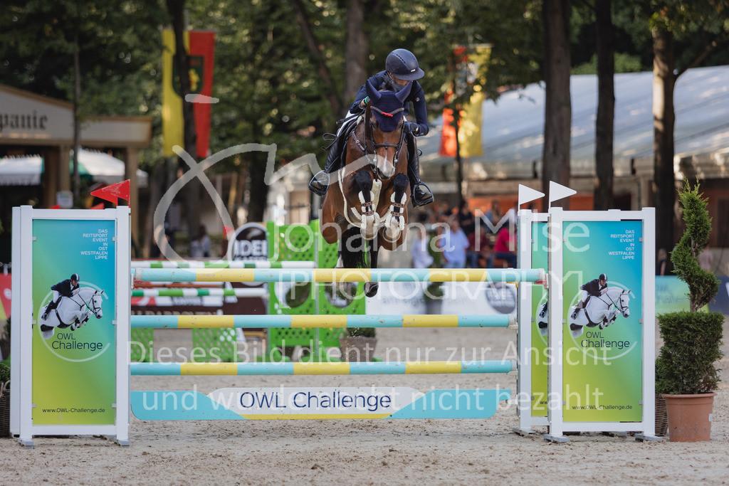 210912_OWLCh_YoungsterTrophy_7j-425 | FUNDIS Youngster Tour (CSIYH1*) 1. Qualifikation für 7jährige Pferde international 1,35m
