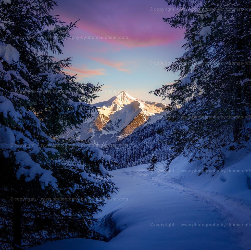 Winter am Schwendberg im Zillertal 3