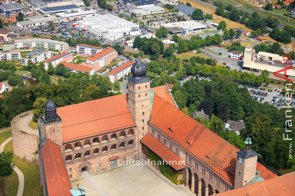 plassenburg-kulmbach-2014-50 | Luftbild von Plassenburg Kulmbach - Luftaufnahme wurde 2014 von https://frankenair.de mittels Flugzeug (keine Drohne) erstellt - die Geschenkidee
