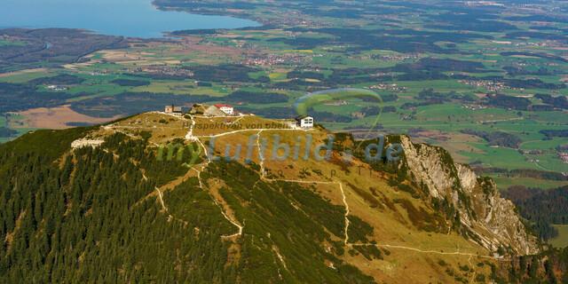 luftbild-hochfelln-bruno-kapeller-03 | Luftaufnahme vom Hochfelln 1674m
