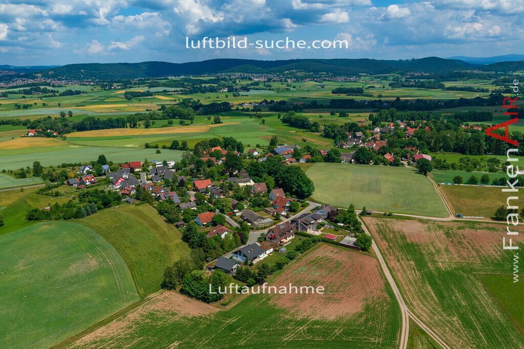 windischenhaig-kulmbach-18-651 | aktuelles Luftbild von Windischenhaig Kulmbach - Luftaufnahme wurde 2018 von https://frankenair.de mittels Flugzeug (keine Drohne) erstellt.