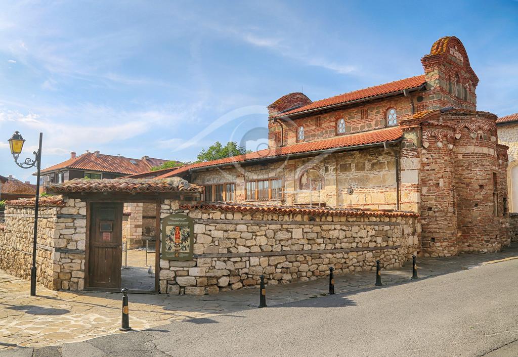 Bulgarien_ Nessebar-St.Stephen Church