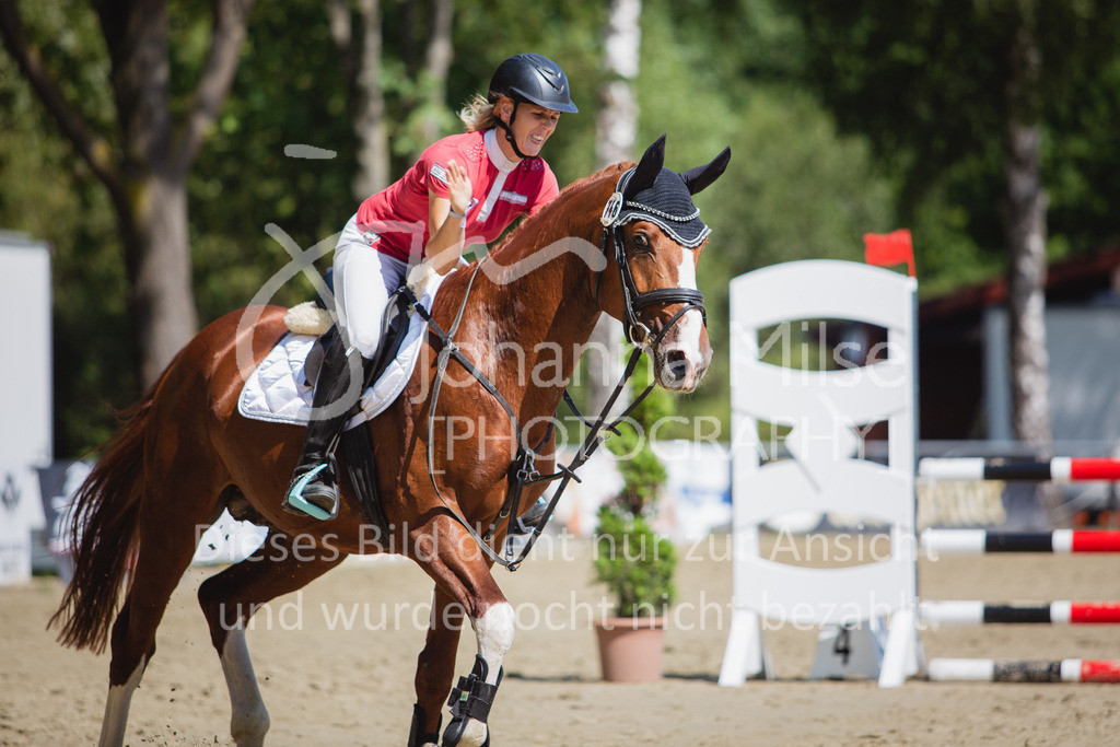 200819_Delbrück_Sprpf-A_2_1-252 | Delbrück Masters 2020 Springpferdeprüfung Kl. A** 4-6jährige Pferde