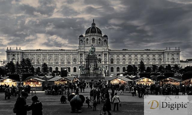 Kunsthistorisches Museum 2 - Vorschaubild | Weihnachtsmarkt Maria Theresia Platz