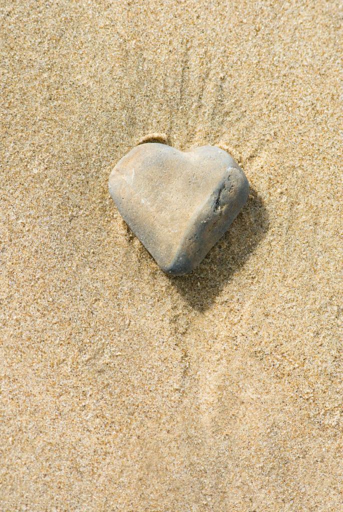 Best. Nr. partnerschaft15 | Ein Herz und eine Seele am Meer