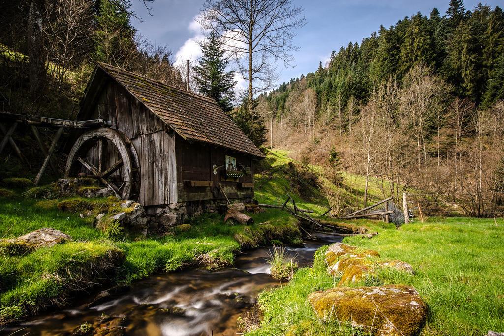 Schwarzwaldmühle   Alte Schwarzwaldmühle
