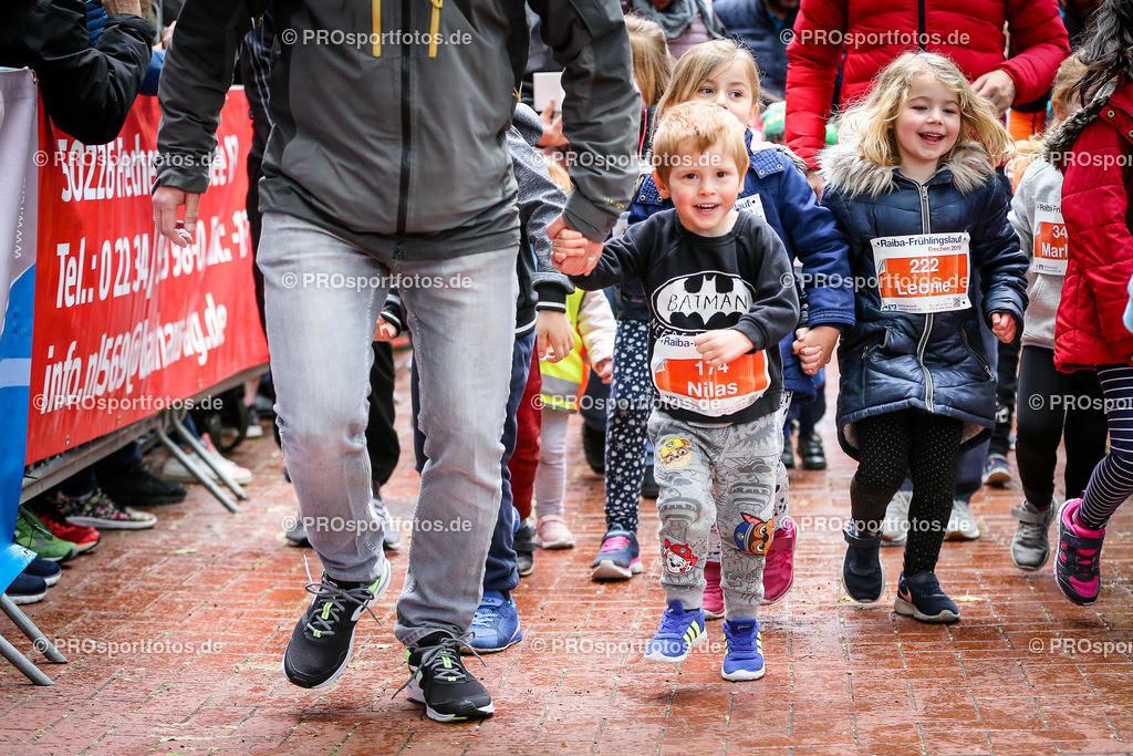 Raiba Fruehlingslauf in Frechen, 05.05.2019   Impressionen vom Raiba Fruehlingslauf am 05.05.2019 in Frechen (Nordrhein-Westfalen). Foto: BEAUTIFUL SPORTS/Axel Kohring
