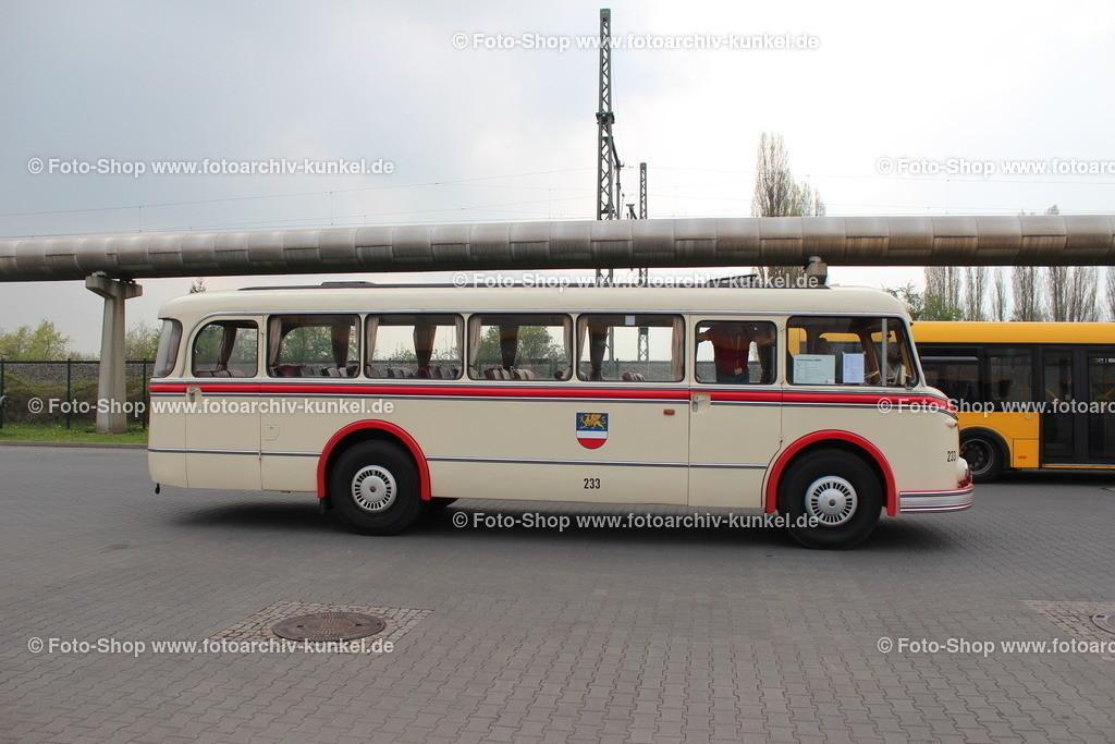 IFA H 6 B/L Linienbus Nr. 233 (Rostocker Straßenbahn AG), 1958 | IFA H 6 B/L Linienbus, creme-rot, Kennzeichen HRO H 6 H, Baujahr 1958, Rostocker Straßenbahn AG: 1958-1973/ Strahlsund: 1973-1992, ab 1992 wieder RSAG, Omnibus, Wagen-Nr. 233, Hersteller: VEB IFA-Kraftfahrzeugwerk