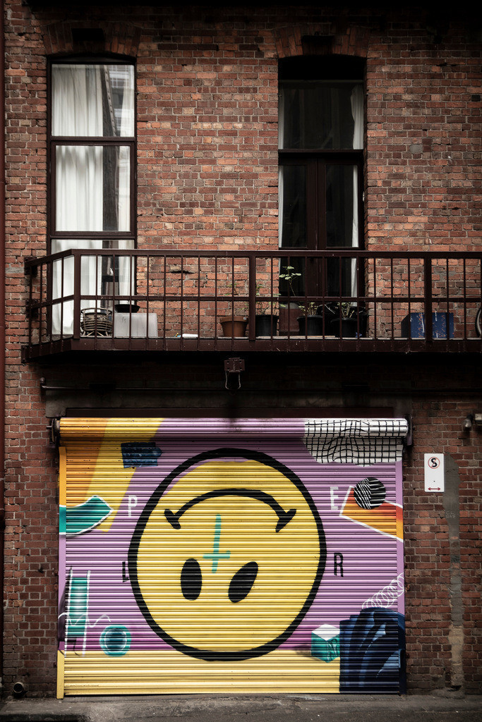 Graffiti 2 - Melbourne