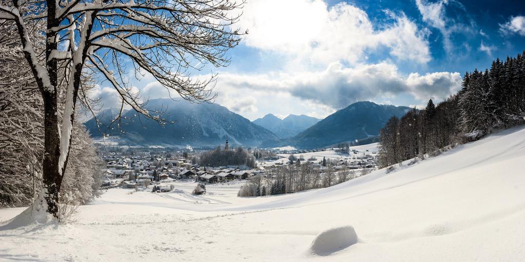 Ruhpolding im Winter