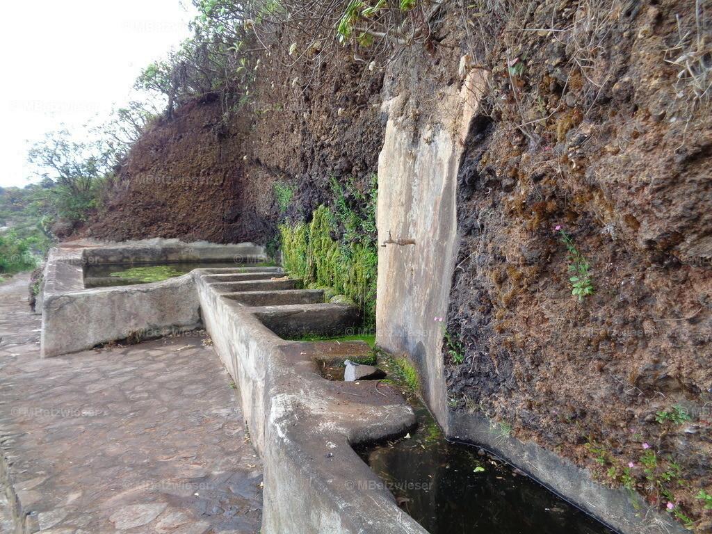 DSC01495 | Ehemaliger Waschplatz im Norden von La Palma
