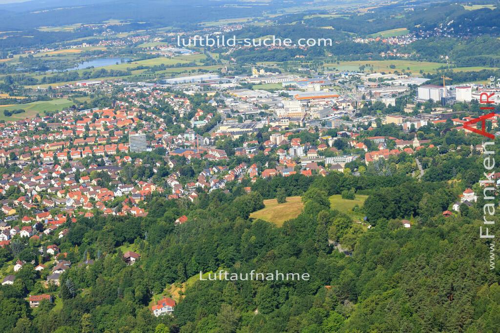 weiher-kulmbach-2013-43 | Luftbild von Weiher Kulmbach - Luftaufnahme wurde 2013 von https://frankenair.de mittels Flugzeug (keine Drohne) erstellt - die Geschenkidee