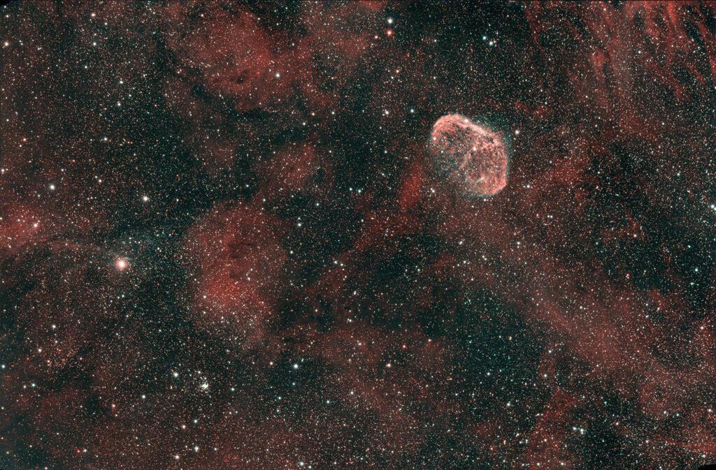 NGC9888 erster Versuch Photoshop