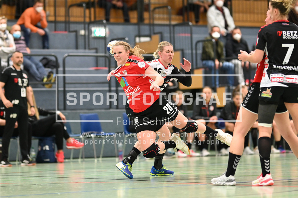 Handball I 1. HBF I HL Buchholz 08-Rosengarten - SV Union Halle-Neustadt Wildcats I 31.10.2020_00028 | ; 1. HBF I HL Buchholz 08-Rosengarten - SV Union Halle-Neustadt Wildcats am 31.10.2020 in Buchholz  (Nordheidehalle), Deutschland