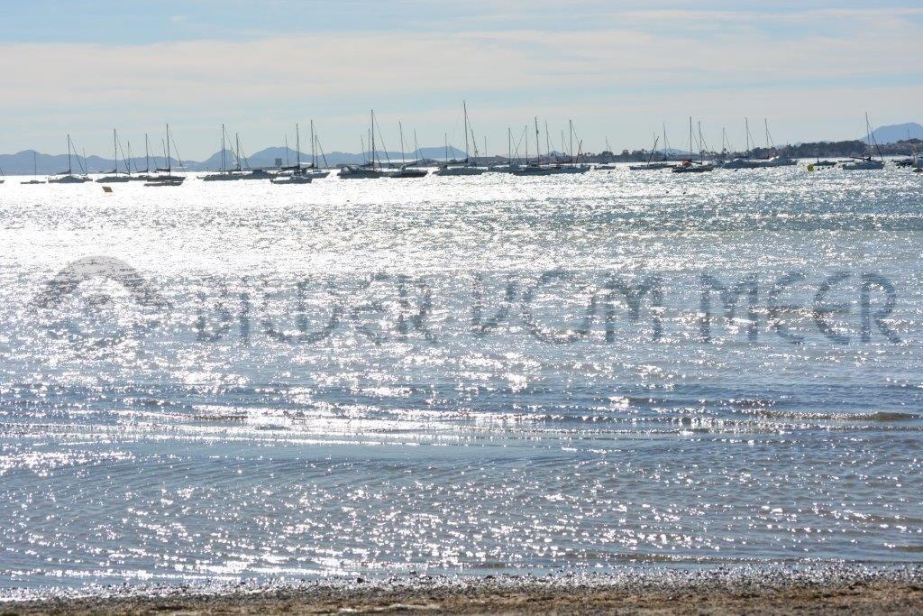 Strand Bilder   Am Strand am Mar Menor, Spanien