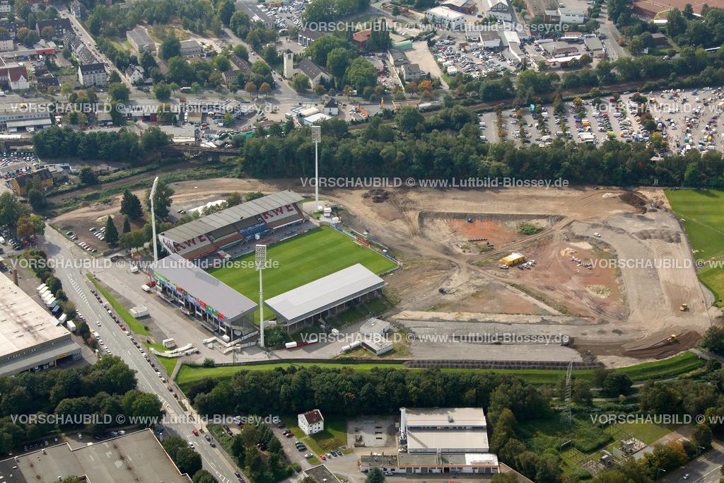 ES10098678 | RWO Stadion Rot Weiss Essen Hafenstrasse,  Essen, Ruhrgebiet, Nordrhein-Westfalen, Germany, Europa