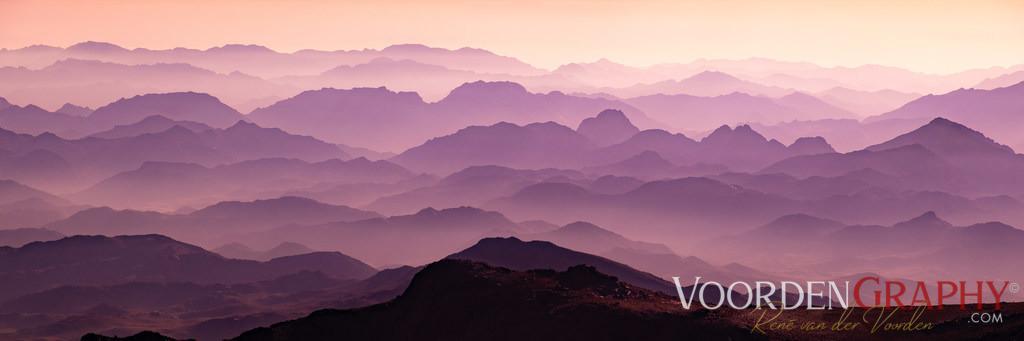 Mount Katharina (Sinai) / Ägypten