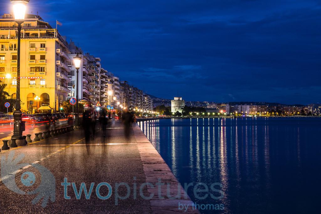 Paralia - Die Promenade in Thessaloniki | Thessaloniki