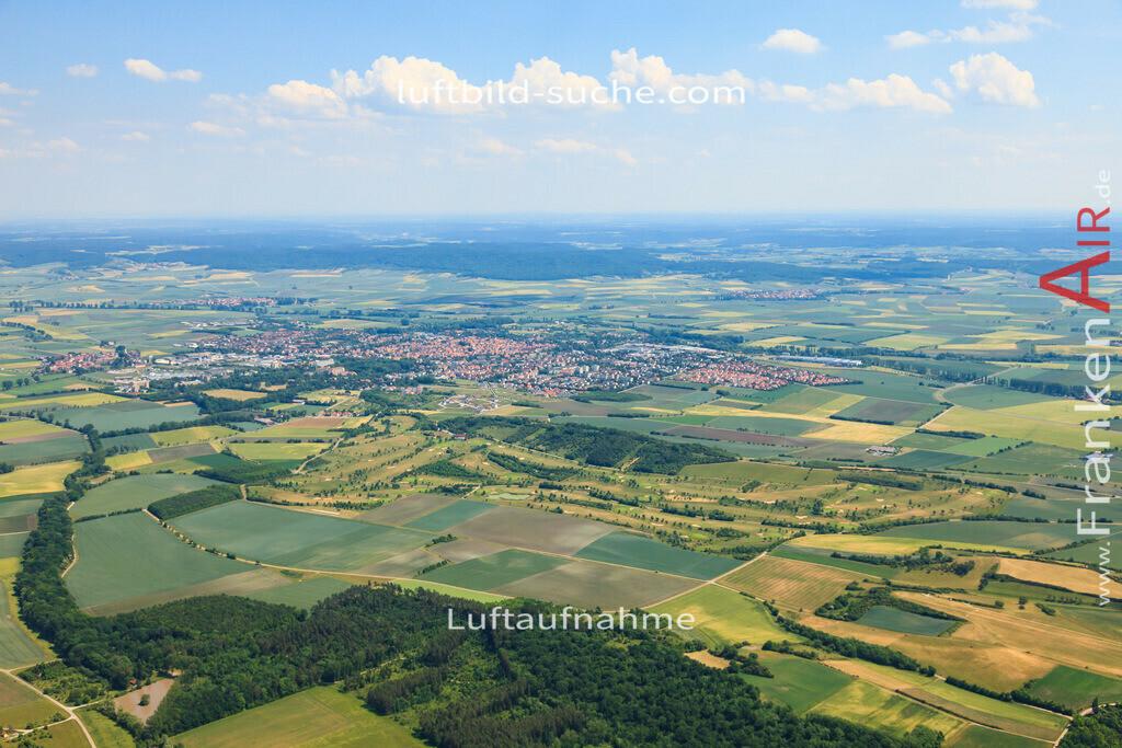 luftbild-bad-windsheim-2015-4694 | Luftbild von  Bad-windsheim - Luftaufnahme wurde 2015 von https://frankenair.de mittels Flugzeug (keine Drohne) erstellt - die Geschenkidee