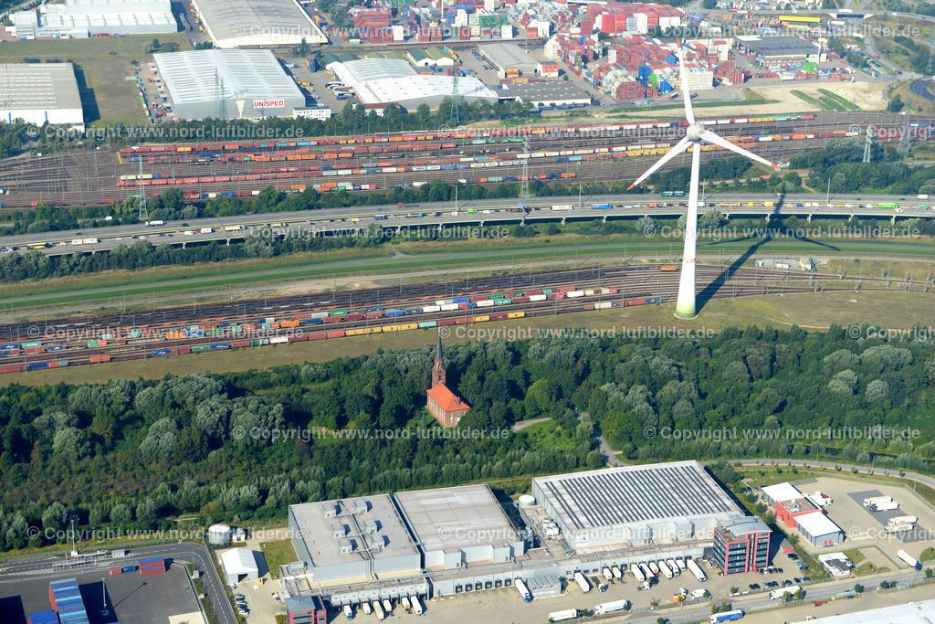 Hamburg Altenwerder HHLA_ELS_4052120916 | Hamburg - Aufnahmedatum: 12.09.2016, Aufnahmehöhe: 449 m, Koordinaten: N53°30.228' - E9°55.966', Bildgröße: 7360 x  4912 Pixel - Copyright 2016 by Martin Elsen, Kontakt: Tel.: +49 157 74581206, E-Mail: info@schoenes-foto.de  Schlagwörter:Hamburg,Altenwerder,Hafen,AutomatisierterHafen,Elbe,Luftbild,Luftbilder, Martin Elsen