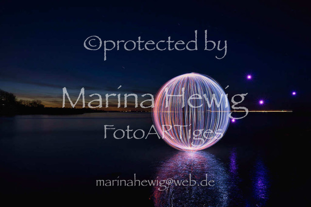 Lightpainting Stein__MarinaHewig01979