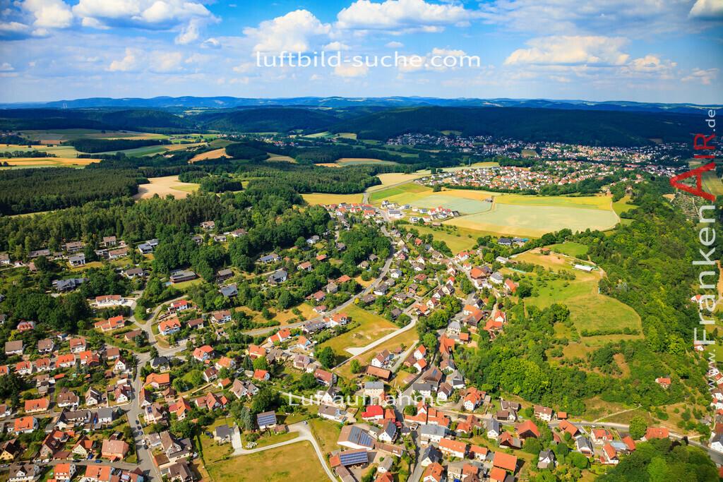 burghaig-kulmbach-2014-792 | Luftbild von Burghaig Kulmbach - Luftaufnahme wurde 2014 von https://frankenair.de mittels Flugzeug (keine Drohne) erstellt - die Geschenkidee