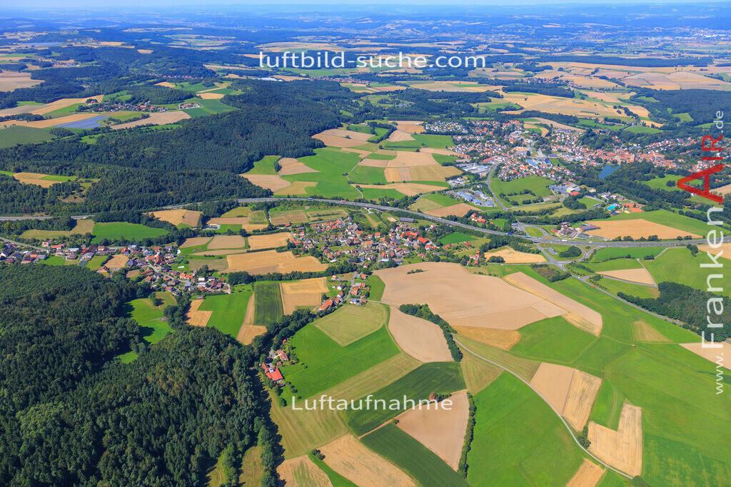 berndorf-thurnau-2016-2809 | Luftbild von Berndorf Thurnau - Luftaufnahme wurde 2016 von https://frankenair.de mittels Flugzeug (keine Drohne) erstellt - die Geschenkidee