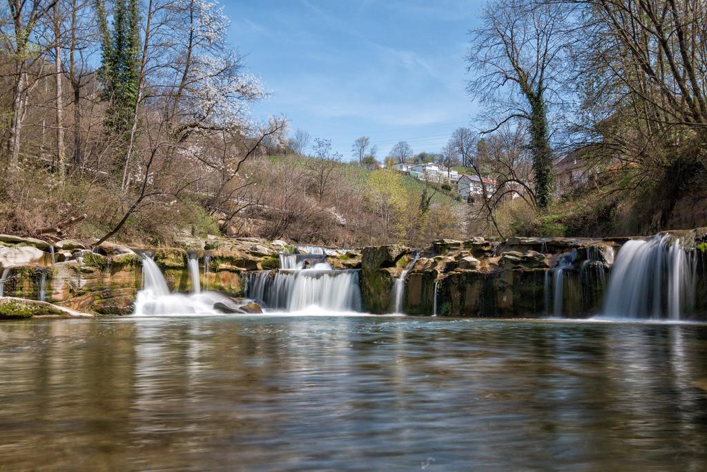 Freiheit | Wer einen Fluss begradigt, verbiegt ihn.   Klaus Ender