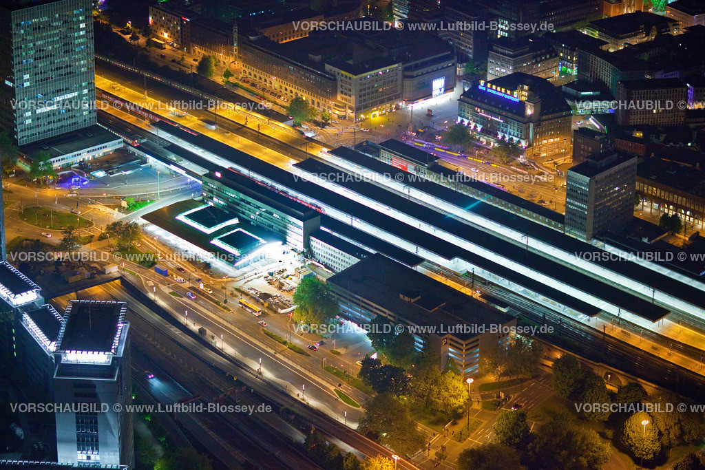 ES10052605 | Hauptbahnhof,  Essen, Ruhrgebiet, Nordrhein-Westfalen, Germany, Europa, Foto: hans@blossey.eu, 14.05.2010