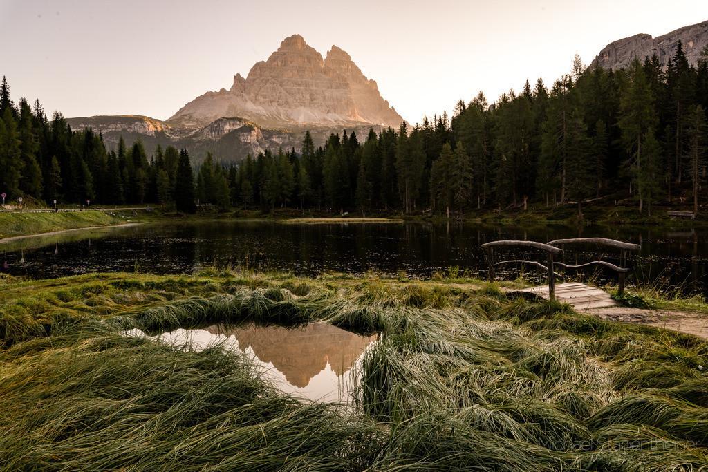 Drei Zinnen | Die Drei Zinnen in den Dolomiten in Südtirol / Italien