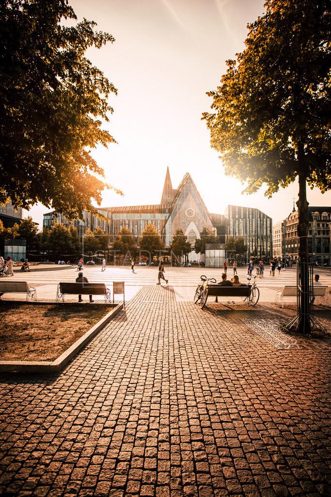 Pauliner kirche Augustusplatz (1)