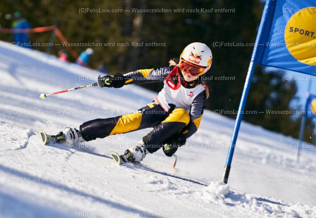 0062_KinderLM-RTL-I_Trattenbach_Tisch Anna | (C) FotoLois.com, Alois Spandl, NÖ Landesmeisterschaft KINDER in Trattenbach am Feistritzsattel Skilift Dissauer, Sa 15. Februar 2020.