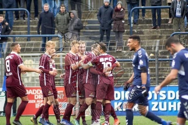 SV Babelsberg 03 vs. BFC Dynamo 092